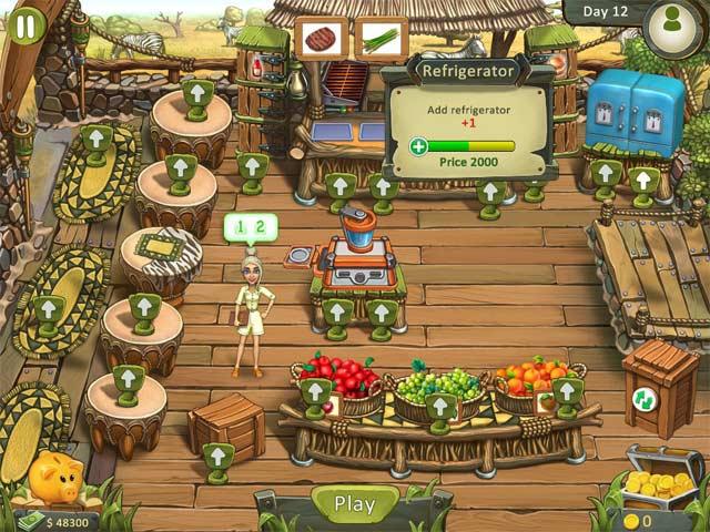 Katy & Bob: Safari Café screen3