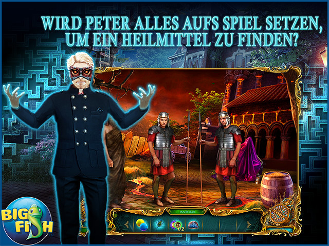 Screenshot für Labyrinths of the World: Zurück in die Vergangenheit Sammleredition