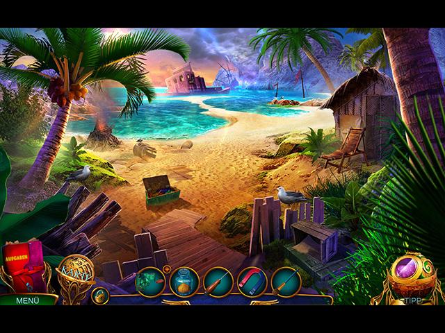 Labyrinths of the World: Die verlorene Insel screen1