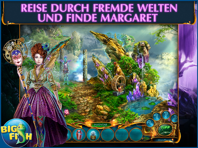 Screenshot für Labyrinths of the World: Verlorene Seelen Sammleredition
