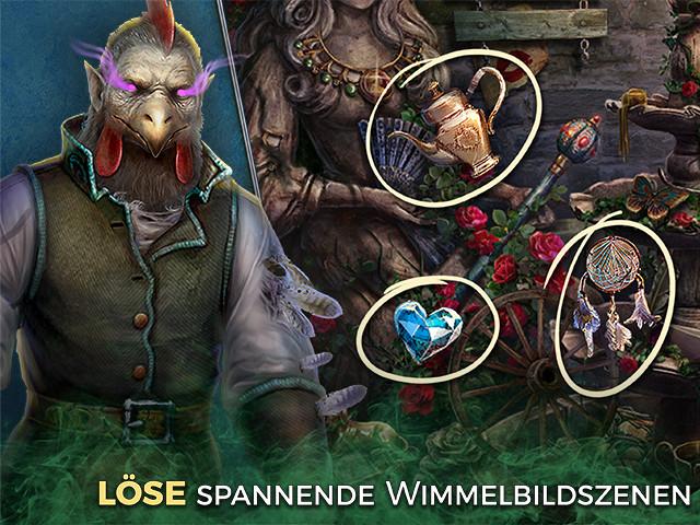 Screenshot für Living Legends: Die Bestien von Bremen Sammleredition