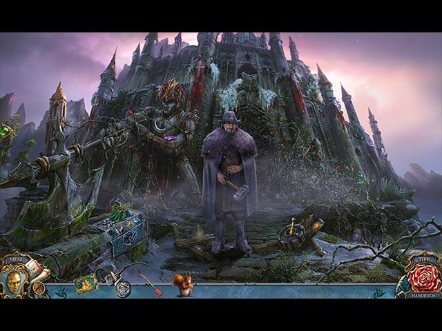 Living Legends: Ungebetener Gast Sammleredition screen1
