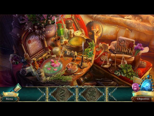 Lost Grimoires 2: Spiegel der Dimensionen Sammleredition screen2