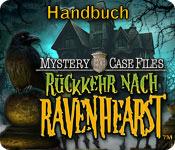 Mystery Case Files: Rückkehr nach Ravenhearst Handbuch ™