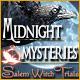 Midnight Mysteries 2: The Salem Witch Trials