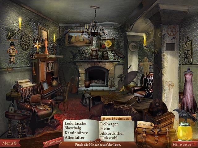 Video für Midnight Mysteries: The Edgar Allan Poe Conspiracy