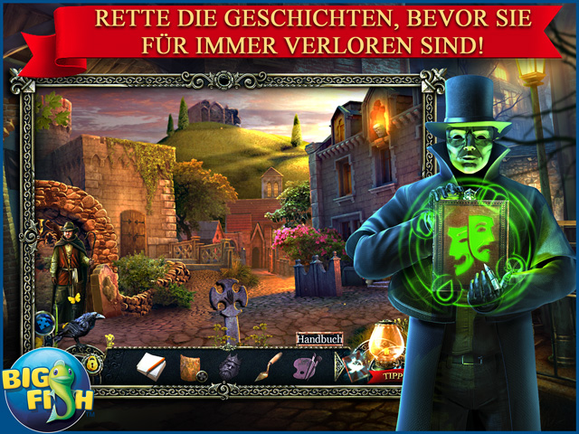 Screenshot für Midnight Mysteries: Ghostwriter Sammleredition