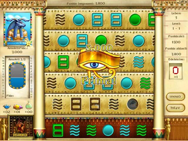 Video für Mysteries of Horus