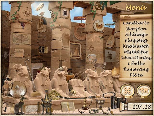 Video für Mysteriöse Städte: Kairo