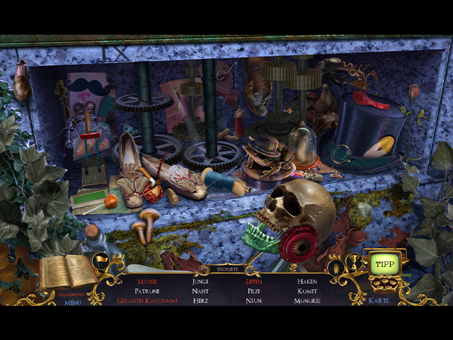 Mystery Case Files: Wie eine Motte im Licht Sammleredition screen1
