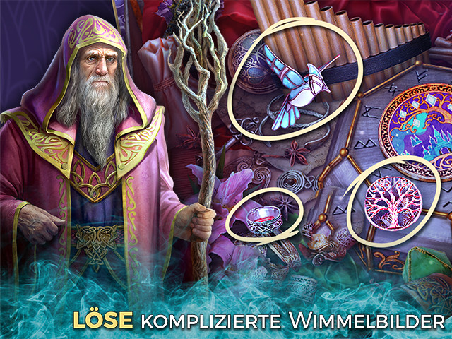 Screenshot für Mystery of the Ancients: Versiegelt und Vergessen Sammleredition