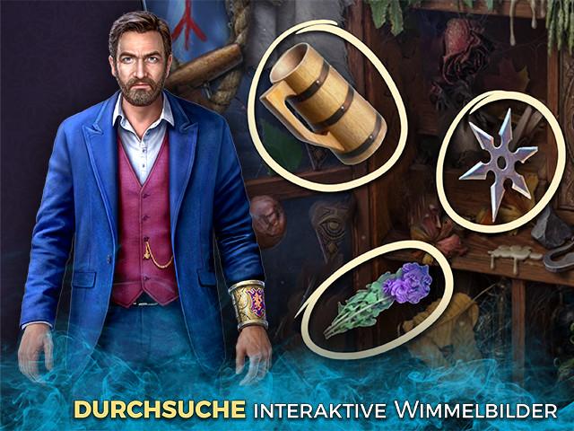 Screenshot für Mystery of the Ancients: Schwarzer Dolch Sammleredition