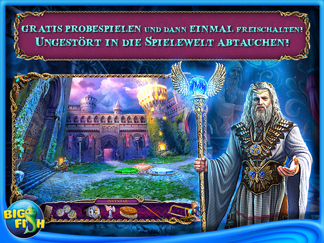 Screenshot für Mystery of the Ancients: Die drei Wächter Sammleredition