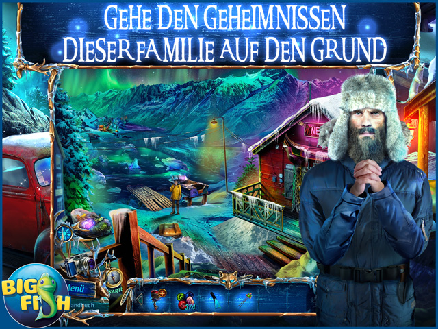 Screenshot für Mystery Tales: Wild in Alaska Sammleredition