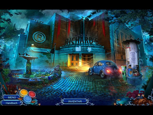 Mystery Tales: Kunst und Seelen Sammleredition screen1
