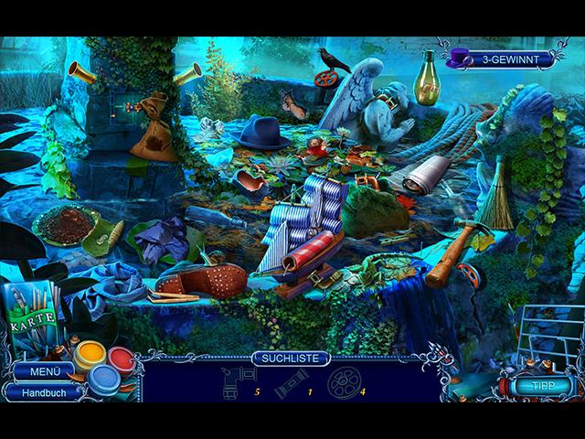 Mystery Tales: Kunst und Seelen Sammleredition screen2