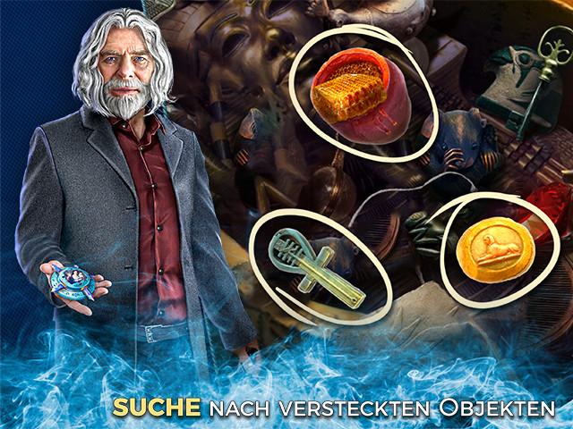 Screenshot für Mystery Tales: Schwarzer Tod Sammleredition