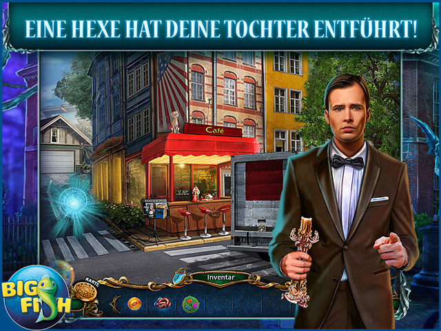 Screenshot für Mystery Tales: Die Grauzone Sammleredition