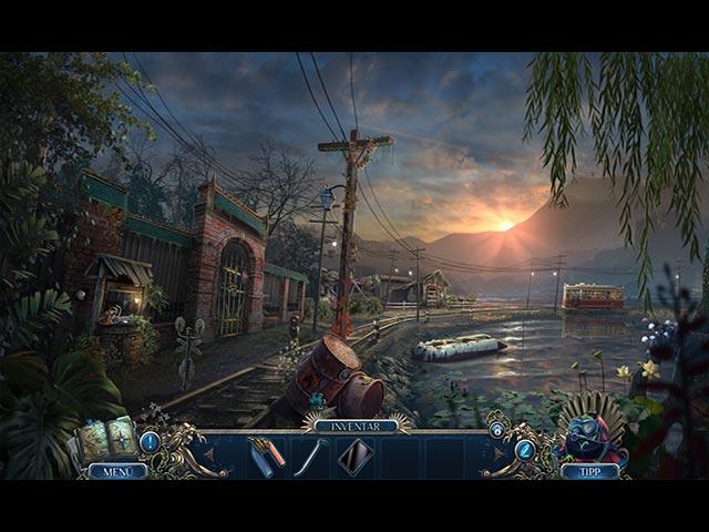 Mystery Trackers: Darkwater Bay screen1