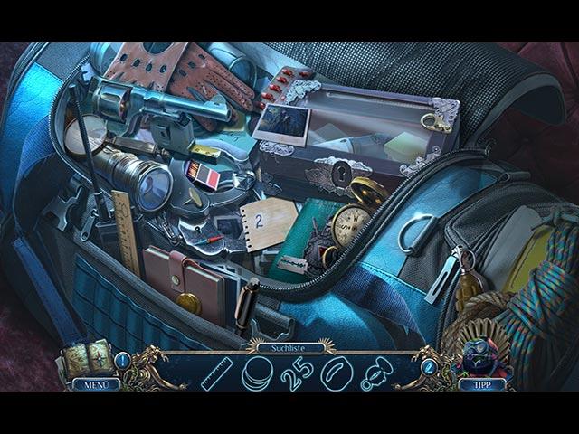 Mystery Trackers: Darkwater Bay screen2
