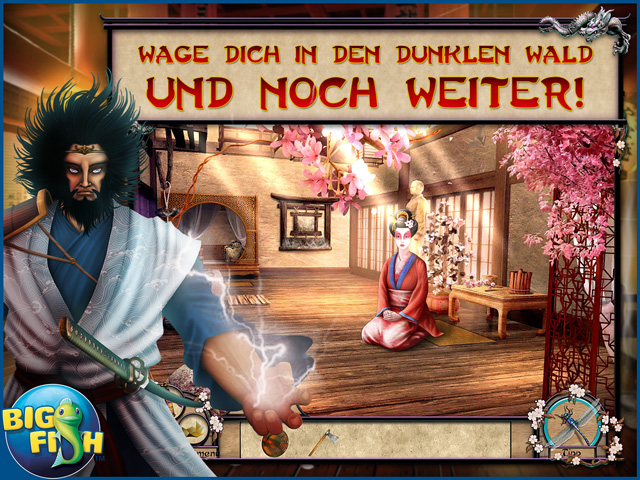 Screenshot für Mythic Wonders: Das göttliche Kind Sammleredition