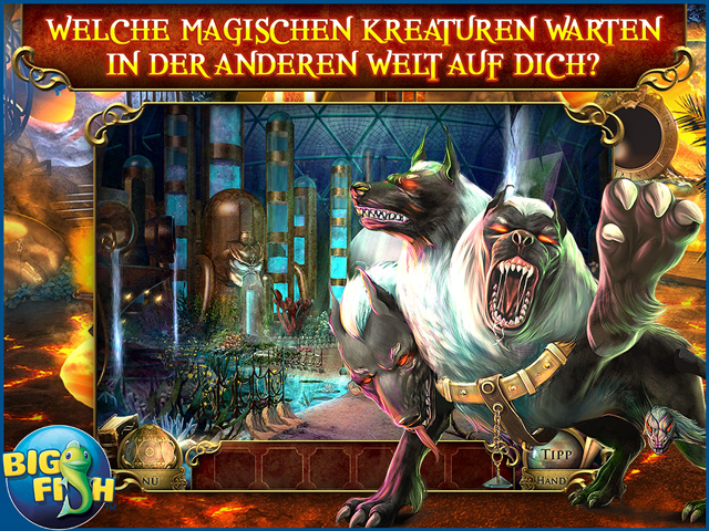 Screenshot für Mythic Wonders: Der Stein der Weisen Sammleredition
