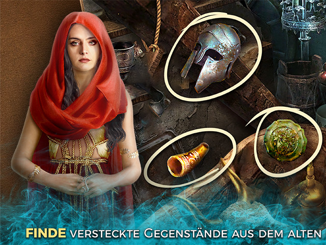 Screenshot für Myths of the World: Das Feuer des Olymp Sammleredition