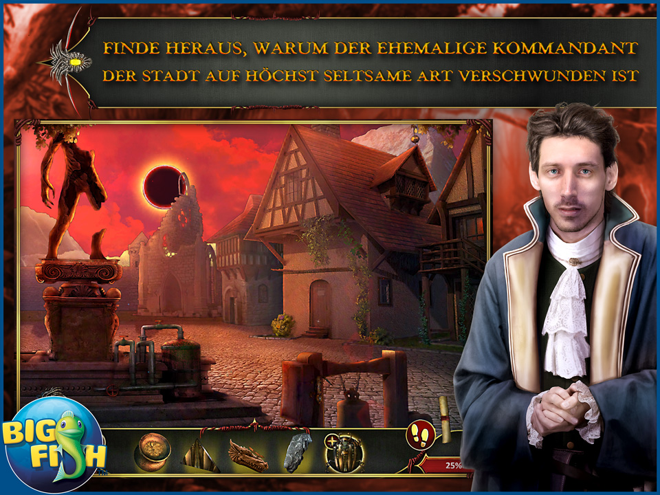 Screenshot für Myths of the World: Die schwarze Sonne Sammleredition