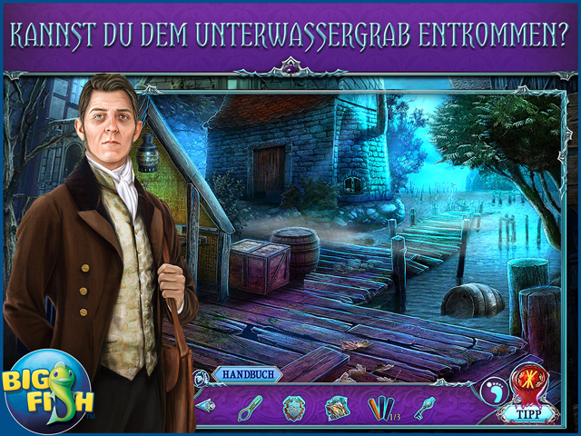 Screenshot für Myths of the World: Das Flüsternde Moor Sammleredition