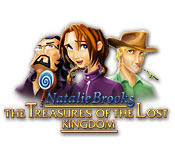 Natalie Brooks: The Treasures of the Lost Kingdom