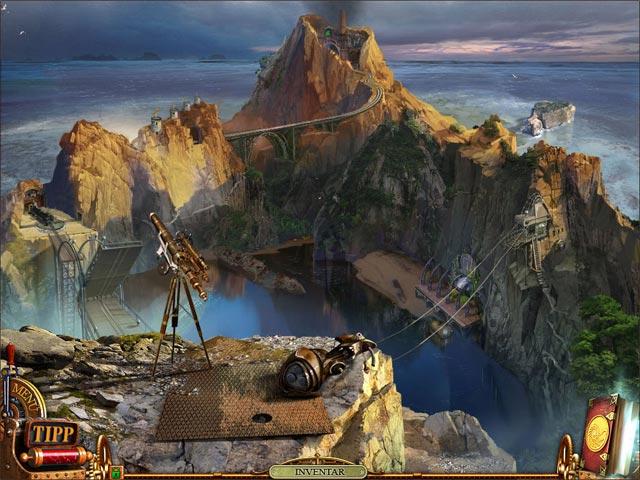 Video für Nemo's Secret: Vulkania