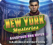 New York Mysteries: Ausbruch des Virus Sammleredition