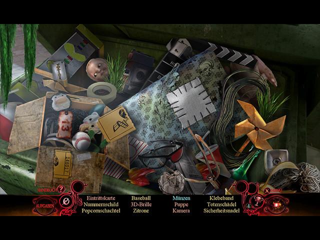 Phantasmat: Tödliche Poesie Sammleredition screen1