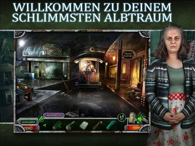 Screenshot für Phantasmat: Stadt der verlorenen Hoffnung Sammleredition