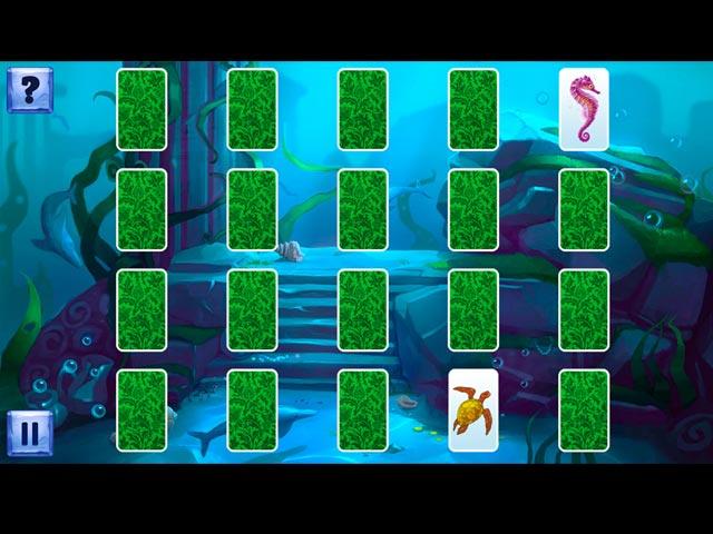 Picross Fairytale: Legend Of The Mermaid screen2