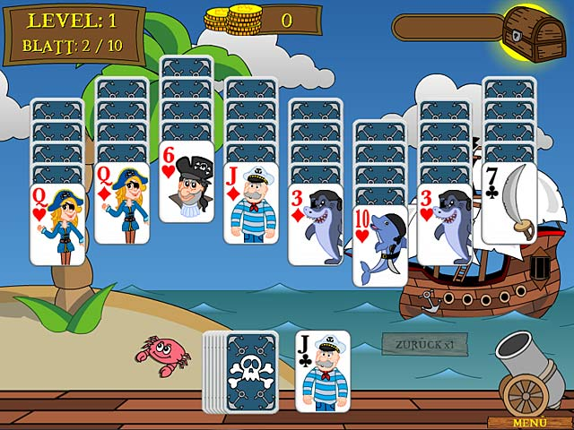 Video für Pirate Solitaire