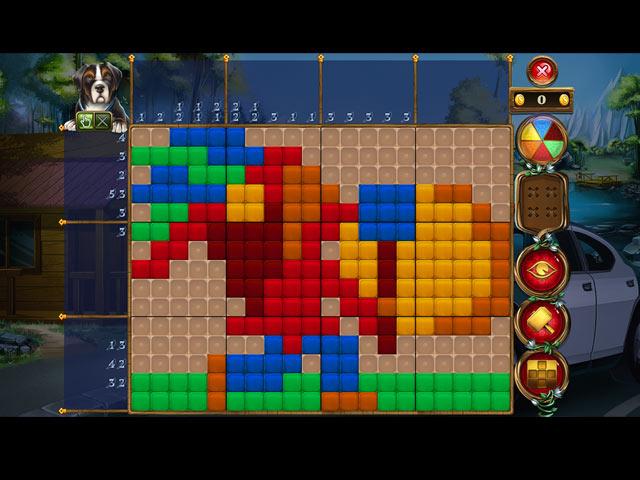 Rainbow Mosaics: Der Wächter des Waldes screen2
