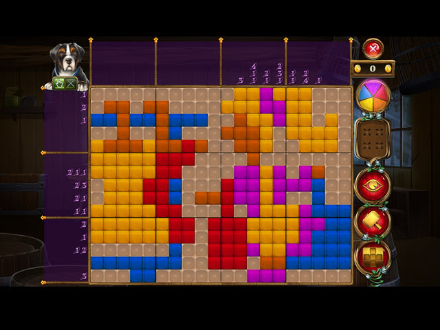 Rainbow Mosaics: Der Wächter des Waldes screen3