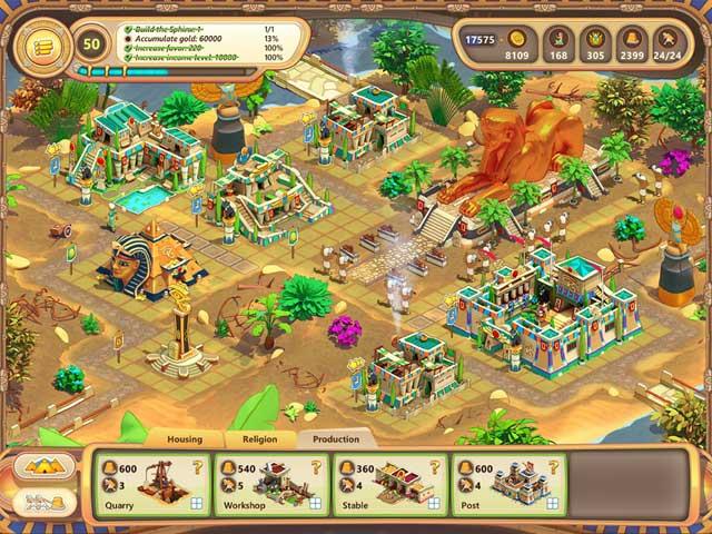 Ramses: Aufstieg eines Imperiums Sammleredition screen2