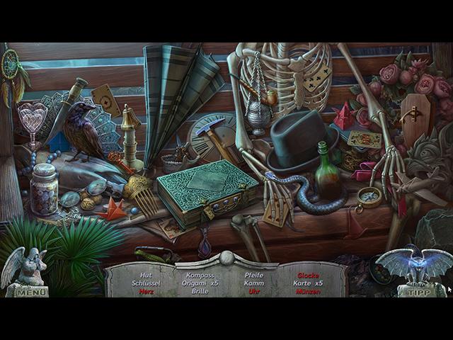 Redemption Cemetery: Die gestohlene Zeit Sammleredition screen2