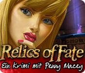 Relics of Fate: Ein Krimi mit Penny Macey