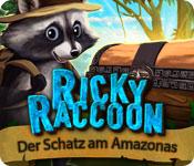 Ricky Raccoon: Der Schatz am Amazonas