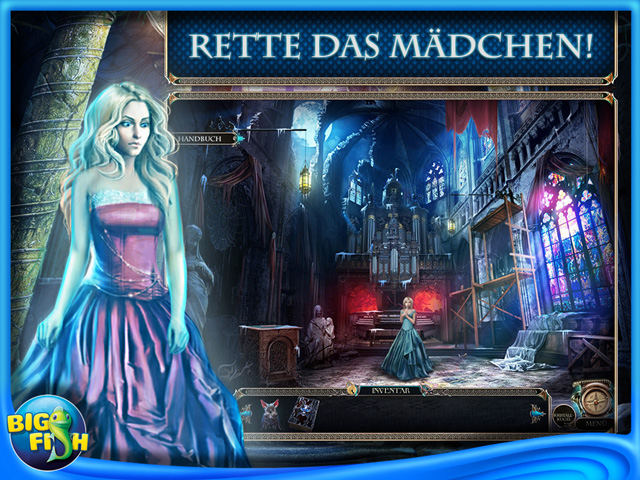 Screenshot für Riddles Of Fate: Die Wilde Jagd Sammleredition