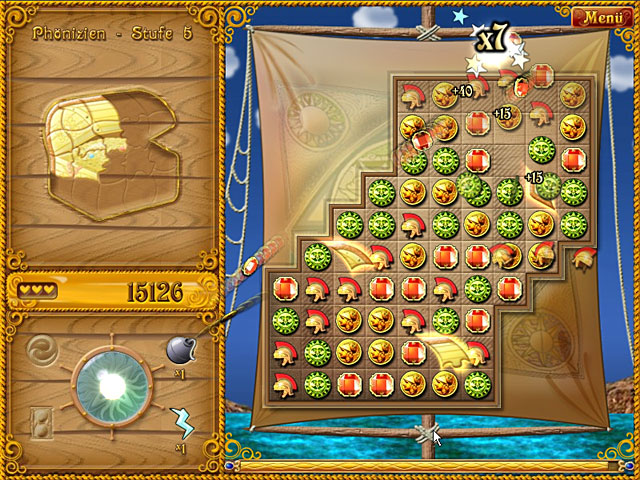 Atlantis Spiel