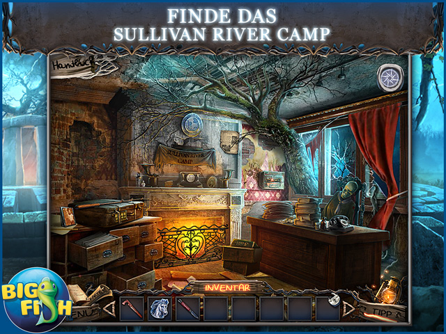 Screenshot für Sable Maze: Sullivan River Sammleredition
