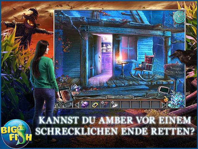Screenshot für Sable Maze: Zwölf Ängste Sammleredition