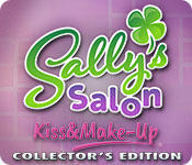 Sally's Salon: Kiss & Make-Up Sammleredition