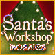 Santa's Workshop Mosaics