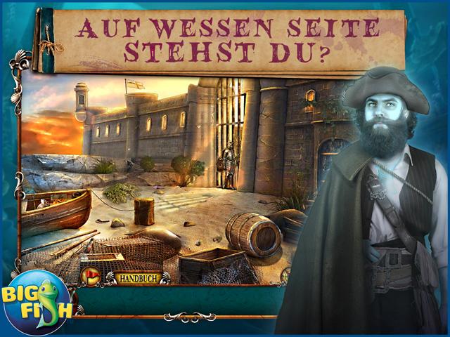 Screenshot für Sea of Lies: Der Fluch des Piratenkönigs Sammleredition