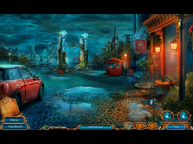 Secret City: London Calling Sammleredition screen1